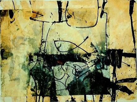Hetty van Boekhout, Frank Gribling: batik, experimental batik, wax ...
